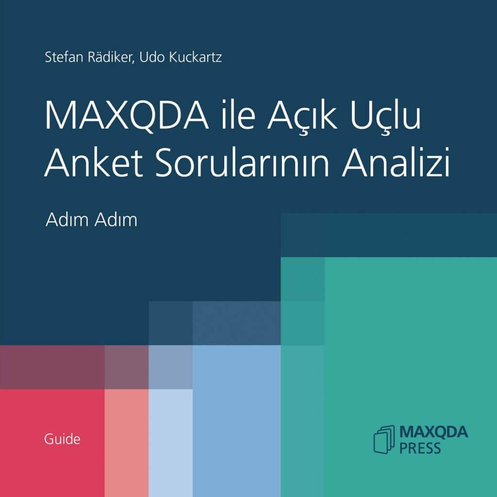 MAXQDA ile Açık Uçlu Anket Sorularının Analizi